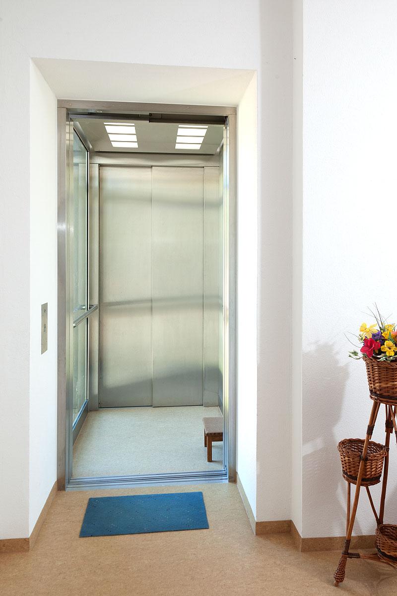 Aufzug Haus Katharina Deutschneudorf