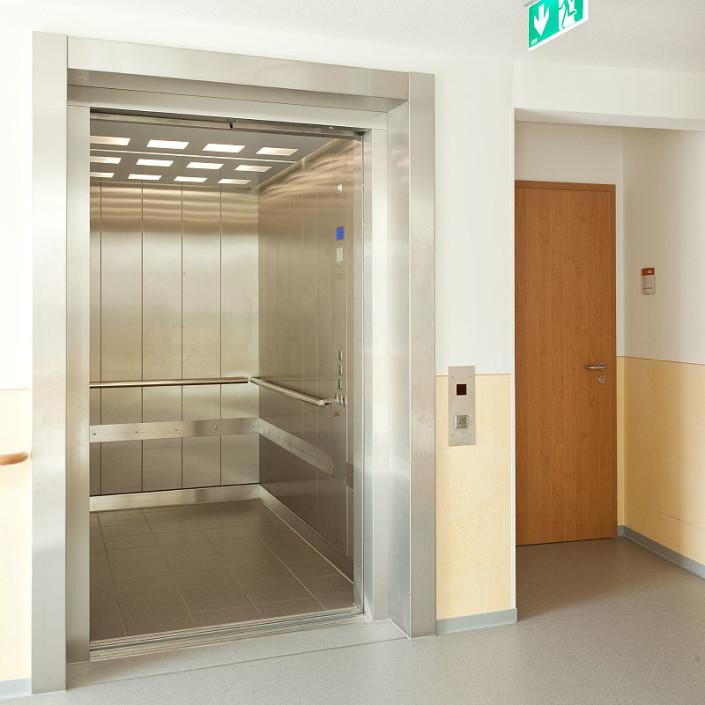 Aufzug Pflegeheim Waldblick Olbernhau
