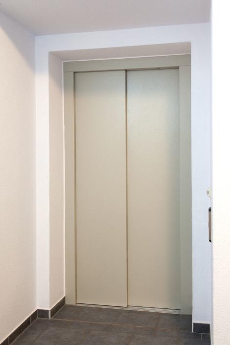 Aufzug Wohnhaus